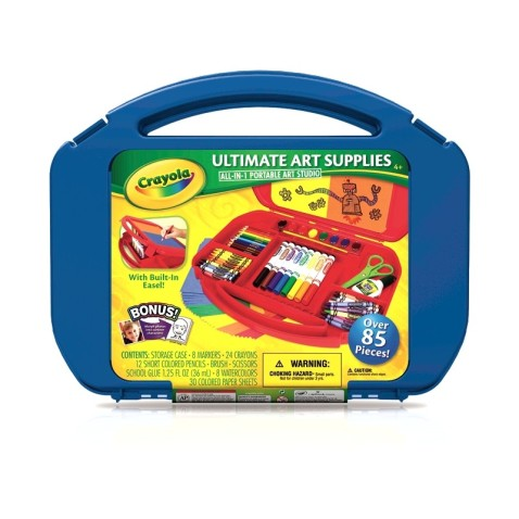 Crayola Ultimate Art Supplies Kit