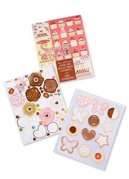 Melissa & Doug Sweets & Treats Sticker Pad
