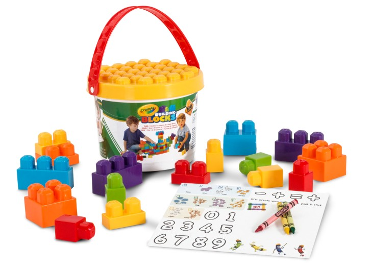 99025_Crayola_25pc_Bucket