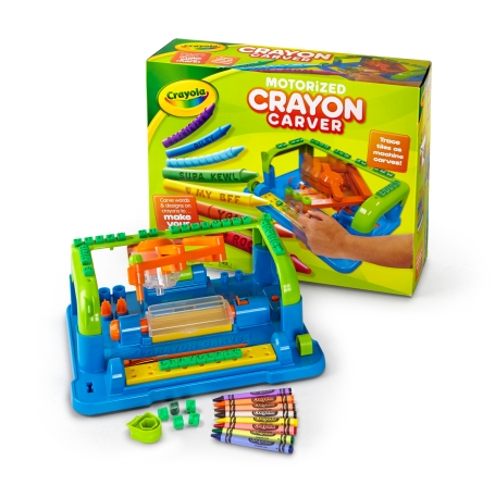 Crayola Crayon Carver - Buy at oga-lala.com