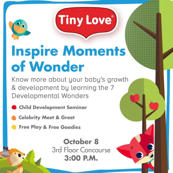 Tiny Love Event Poster Digital
